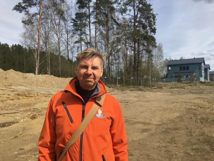 Timo Sollo rakennuttaja