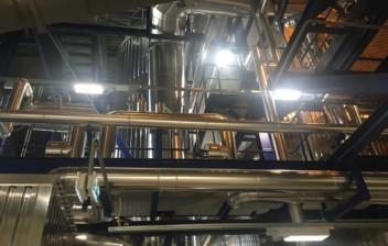 Hämeenlinnan Vanajan voimalaitoksen biokattila