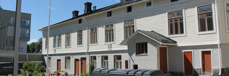 Hämeenlinnan asuntojen taloyhtiö Turuntie 1:ssa